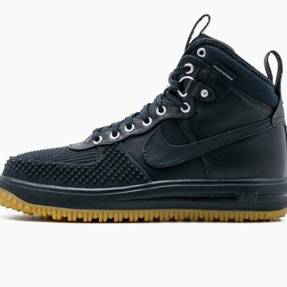 bd76097b2e46 MEN S Nike • Lunar Force 1 Duckboot Dark Obsidian